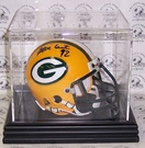 Mini Display Case - Helmet, Football, Basketball, Nascar, Baseball