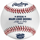 Official 2012 Marlins Park Inaugural Season Rawlings Baseball