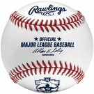 Official 2011 Mariano Rivera 602 Saves Commemorative Baseball - ROMLBMR602