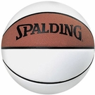 Spalding - Official Size Autograph (3 White Panel) Basketball - #74318