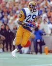 Eric Dickerson - Autographed Los Angeles Rams 8x10 Photo
