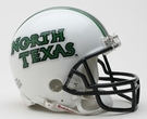 North Texas Autographed Mini Helmets