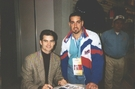 Jeff Gordon Signing - Feb 1996