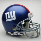 NY Giants Autographed Full Size On Field Authentic Proline Helmets