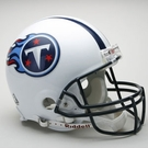 Tennessee Titans Autographed Full Size On Field Authentic Proline Helmets