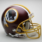 Washington Redskins Autographed Full Size On Field Authentic Proline Helmets