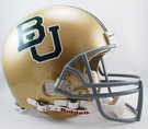 Baylor Bears Autographed Full Size On Field Authentic Proline Helmets