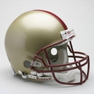 Boston College Autographed Full Size On Field Authentic Proline Helmets