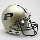 Purdue BoilerMakers Autographed Full Size On Field Authentic Proline Helmets