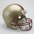 Matt Ryan - Autographed Boston College Riddell Full Size Deluxe Football Helmet