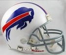 Buffalo Bills Riddell Authentic NFL Full Size On Field Proline Football Helmet
