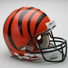 Cincinnati Bengals Riddell Authentic NFL Full Size On Field Proline Football Helmet
