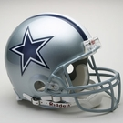 Dallas Cowboys Riddell Authentic NFL Full Size On Field Proline Football Helmet