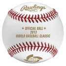 Rawlings Official 2013 Baseball Classic Game Baseball - Model Number: ROWBC