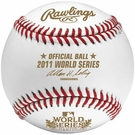 Rawlings Official 2011 World Series Game Baseball - Model Number: WSBB11