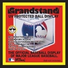 Baseball Qubes - w/Grand Stand - w/UV Protection