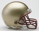 Boston College Autographed Mini Helmets