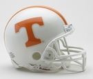 Tennessee Volunteers Autographed Mini Helmets