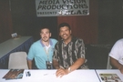 Anthony Munoz Signing - July 1999