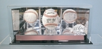 Baseball - 4th Dimension Single Baseball Display Case
