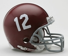 Alabama Crimson Tide Autographed Mini Helmets