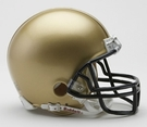 Navy Midshipmen Autographed Mini Helmets