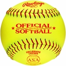 Rawlings Softballs