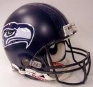 Seattle Seahawks Riddell Authentic NFL Full Size On Field Proline Football Helmet