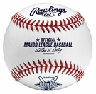 Rawlings Official 2011 Home Run Derby Baseball - Model Number: ROMLBHR11