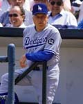 Tommy LaSorda - Los Angeles Dodgers - Autograph Signing August 4th, 2013