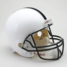 Penn State Autographed Full Size Riddell Deluxe Replica Football Helmets