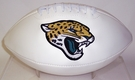 Jacksonville Jaguars Logo Full Size Signature Series Football