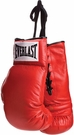 Mike Tyson - Autographed Everlast Vinyl Pair Boxing Gloves