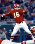 Len Dawson - Kansas City Chiefs - Autograph Signing April 24th, 2016