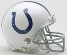 Indianapolis / Baltimore Colts Autographed Mini Helmets