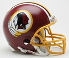 Washington Redskins Autographed Mini Helmets