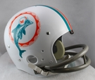 RIDDELL - Deluxe Replica Full Size TK 2-Bar Suspension NFL Football Helmets - Throwbacks teams from the 1960's,70's & 80's