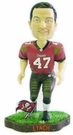 "John Lynch - Tampa Bay Bucs 8"" Bobble Head"