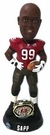 "Warren Sapp - Tampa Bay Bucs Super Bowl XXXVII Champs 8"" Bobble Head"