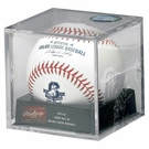 Stan Musial Cardinals Official Major League Commemorative Baseball New in Cube