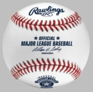 Official 2013 American League Houston Astros Rawlings Baseball