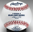 Rawlings Official 2013 Chevy Home Run Derby Baseball - Model Number: ROMLBHR13