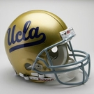 UCLA Autographed Full Size On Field Authentic Proline Helmets