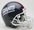 New York Giants 1981-1999 Throwback Riddell Authentic NFL Full Size On Field Proline Football Helmet