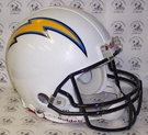 San Diego Chargers Riddell Authentic NFL Full Size On Field Proline Football Helmet