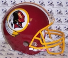 Washington Redskins 1982 Throwback Riddell Authentic NFL Full Size On Field Proline Football Helmet