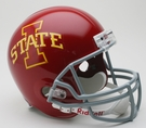 Iowa State Cyclones Riddell NCAA Full Size Deluxe Replica Football Helmet