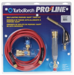 TurboTorch Kit - Proline Self Igniting  PL3TDLX 0386-0837