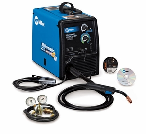 Millermatic 211 MIG Welder Auto-Set with MVP 907422
