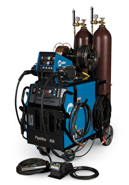 Miller PipeWorx Welding System 951381
